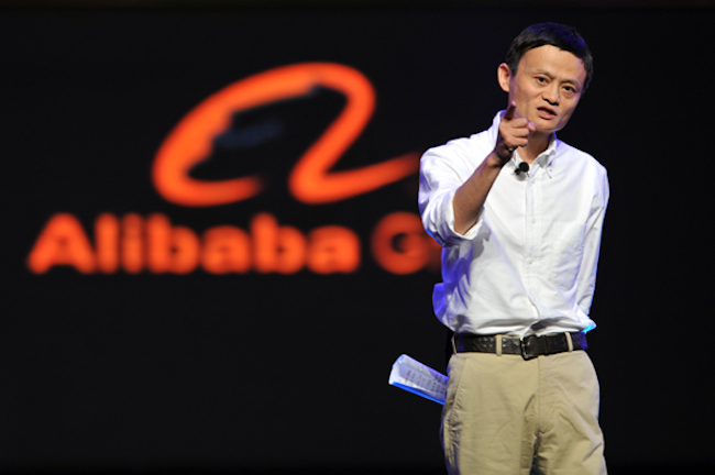 Failures Of Jack Ma Founder Of Alibaba Infographic
