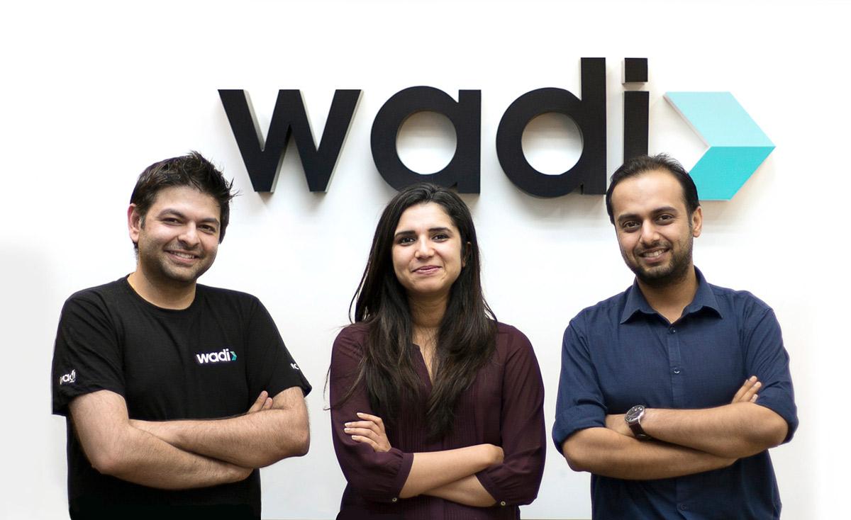 Wadi.Com Co-Founders