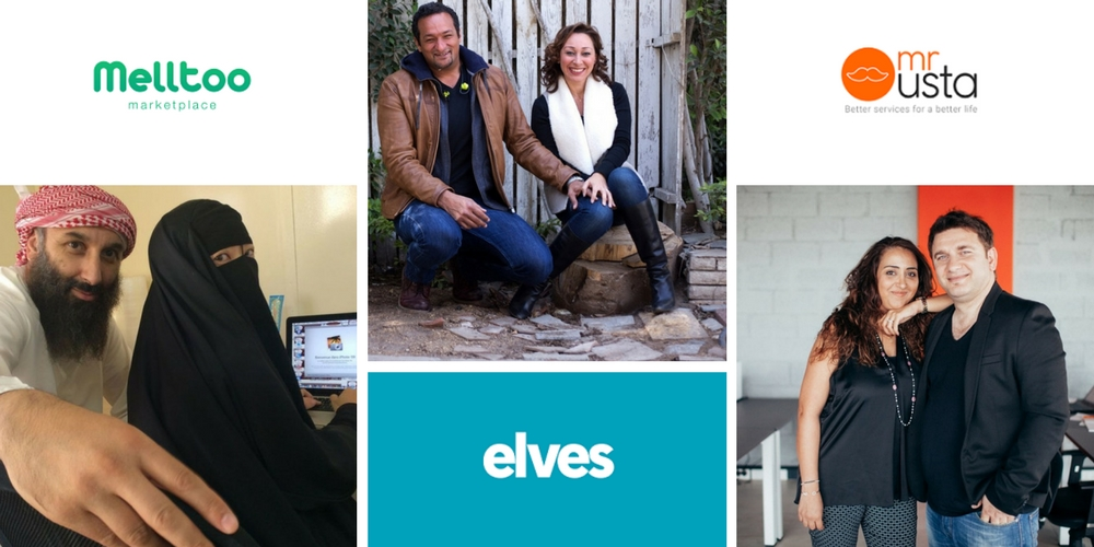 Power Couples: Meet the married Startup co-founders of MENA