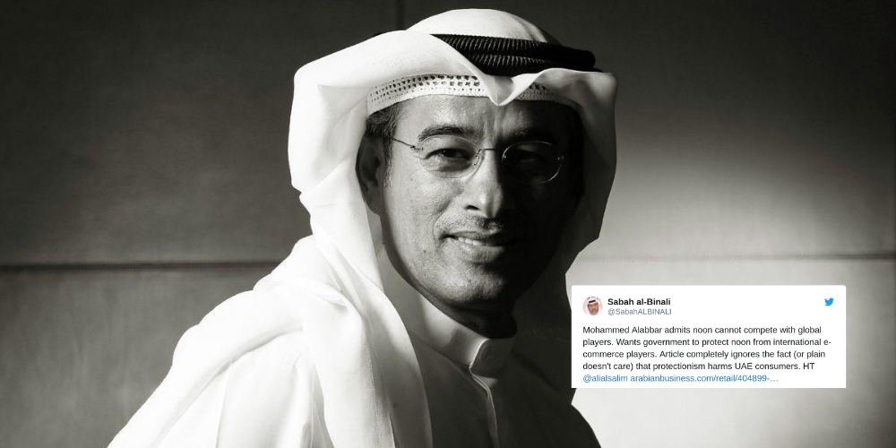 Alabbar's call to impose 51% local ownership rule on