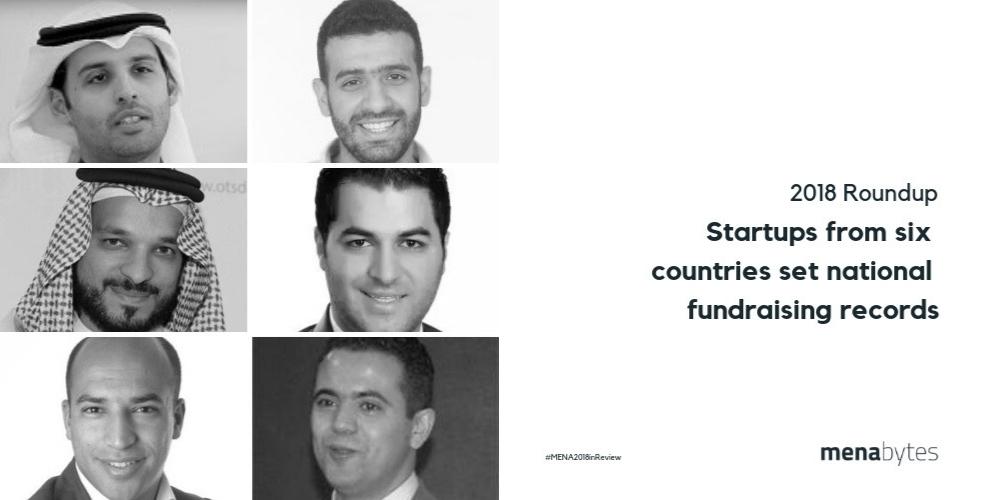 2018 Roundup: Startups from Kuwait, Egypt, Saudi, Jordan