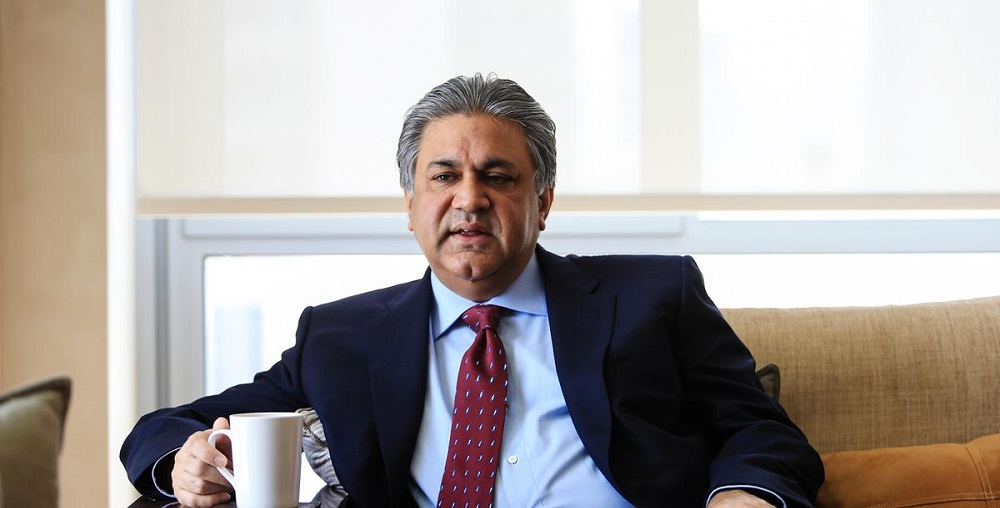 Abraaj CEO Arif Naqvi arrested on US fraud charges - MENAbytes