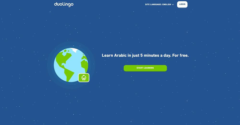 Duolingo ad